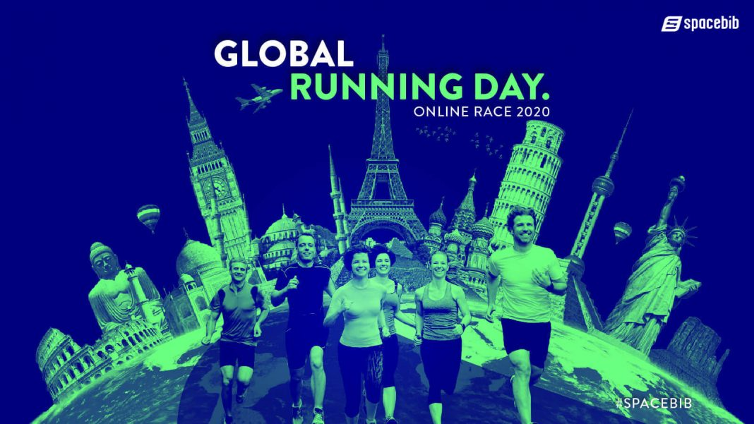 The Global Running Day es este 3 de junio