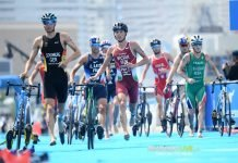 Campeonatos del mundo de triatlón en 2020 aprobados