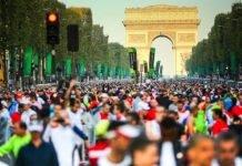 El maratón de París se aplaza un mes más a causa del COVID 19
