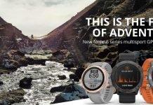 Garmin apuesta por la carga solar y ofrece relojes con semanas de autonomía