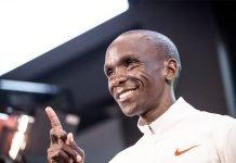 Eliud Kipchoge participará en el Maratón de Hamburgo, el próximo 11 de abril