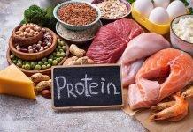 La proteína uno de los macronutrientes más saciantes