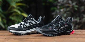 Shando Ruju la nueva zapatilla de trail running de New Balance