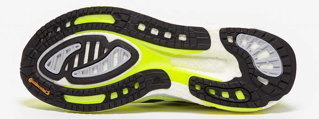 Suela de las Solar Boost 3 de Adidas