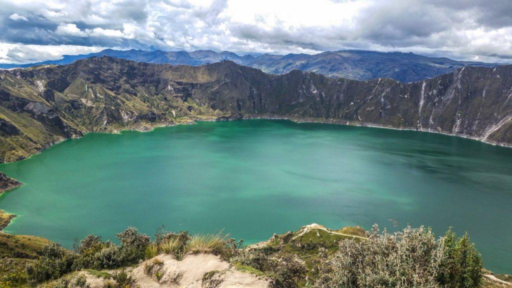 Excursión por Ecuador