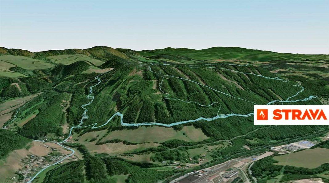 Ahora podrás ver los mapas de tus actividades en 3D en Strava