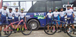 Táchira es Ciclismo