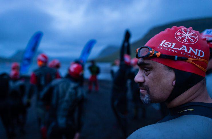Island Extreme Triathlon el triatlón nocturno de Islandia