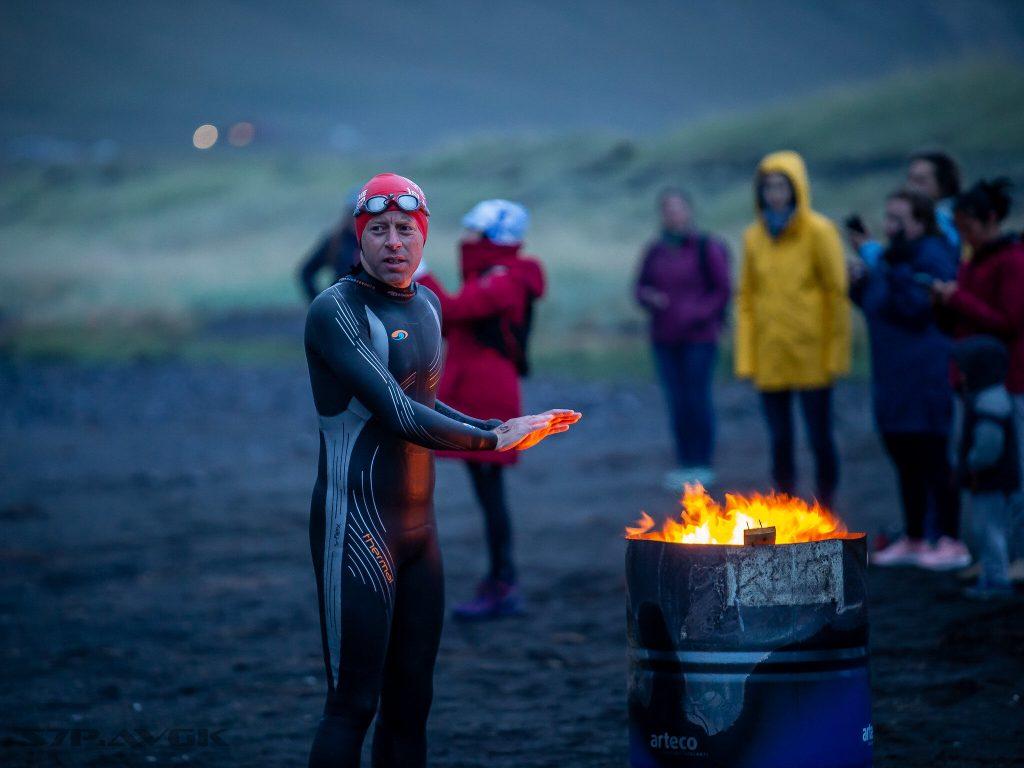 Island Extreme Triathlon, el triatlón nocturno de Islandia