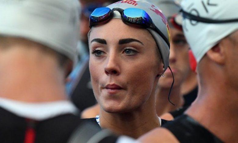 JJOO de Tokio Lucy Charles prueba de 1.500 metros estilo libre.