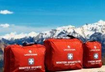 botiquín de primeros auxilios si vas a la montaña