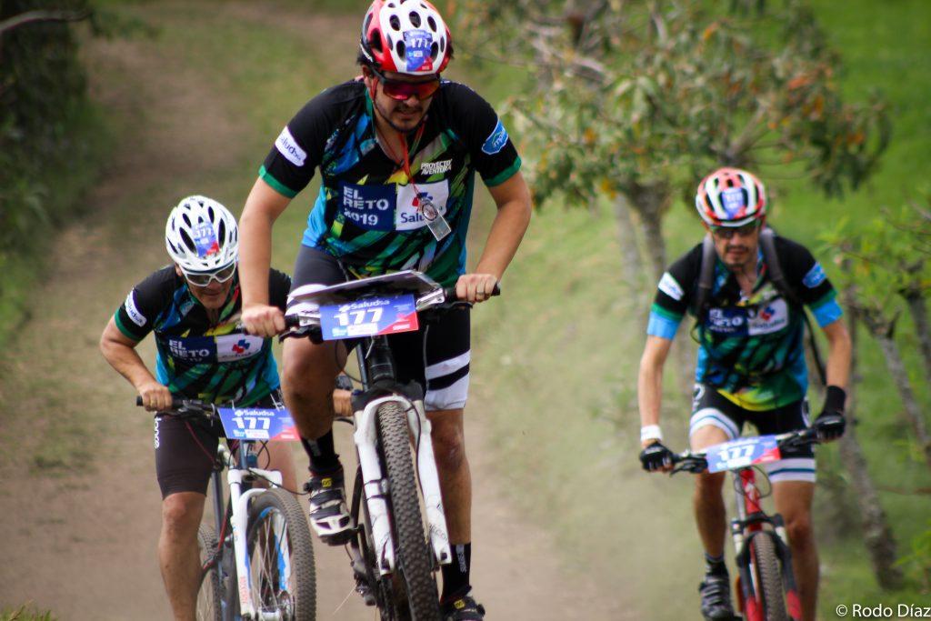 El Reto SaludSa Bicicleta