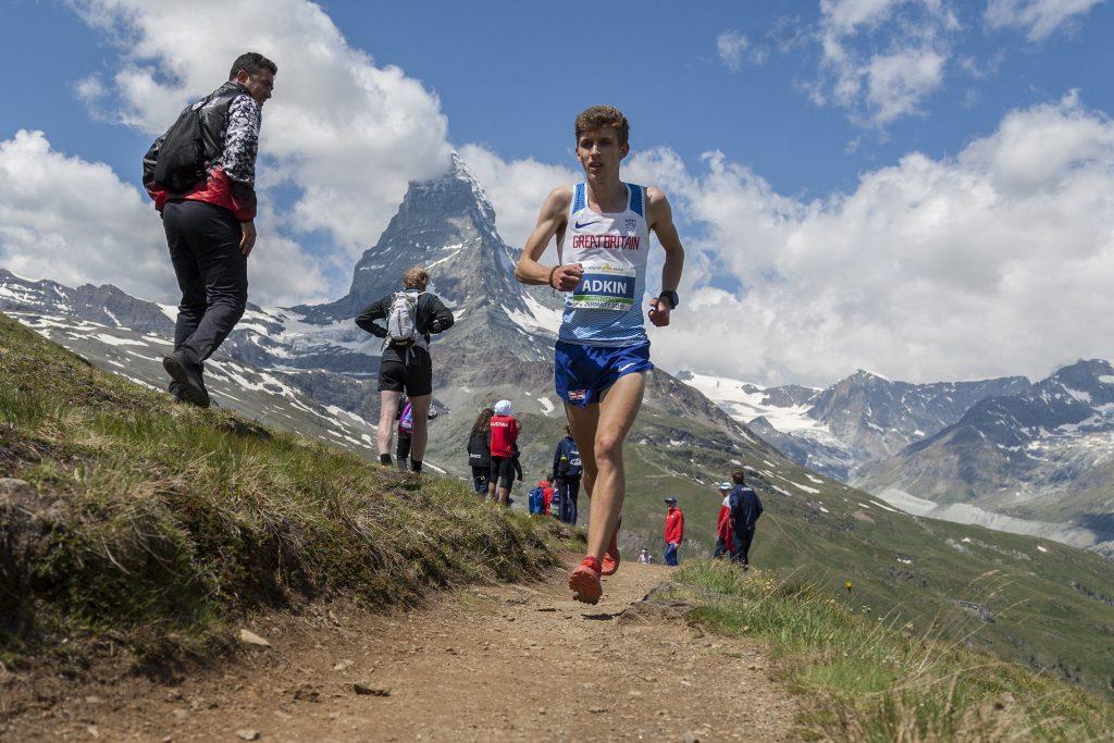 WMRA Jacob Adkin Zermatt