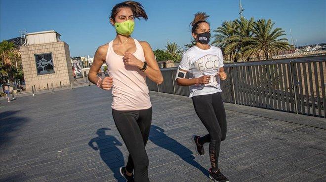 Corredores ocasionales se han vuelto corredores habituales tras el encierro luego de marzo 2020