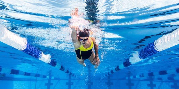 Técnicas para nadar