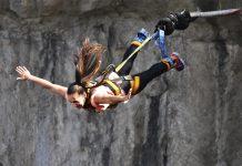 Practicar deportes extremos