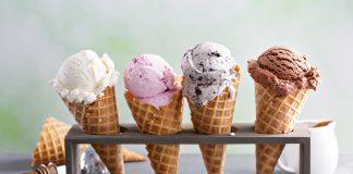 Beneficios de los helados para los corredores