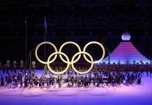 ceremonia inaugural de los JJOO Tokyo 2020