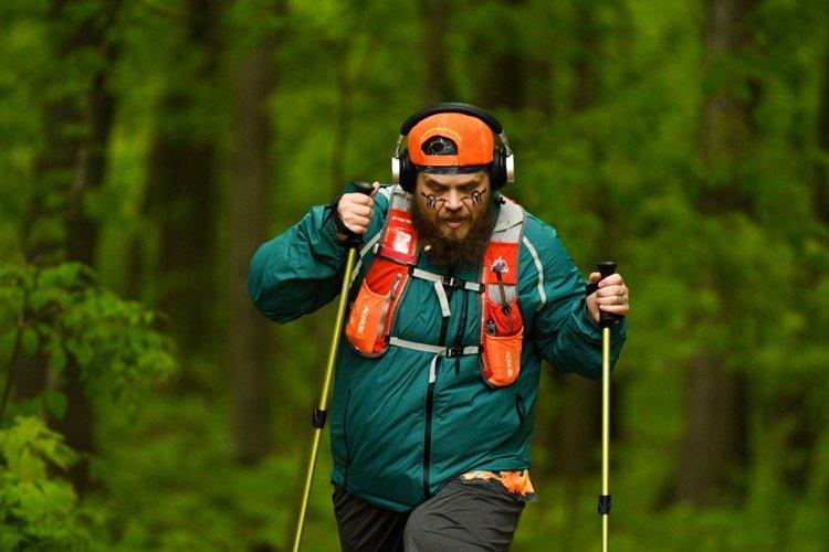 Corredor Autista: Superhéroes de Trail Running
