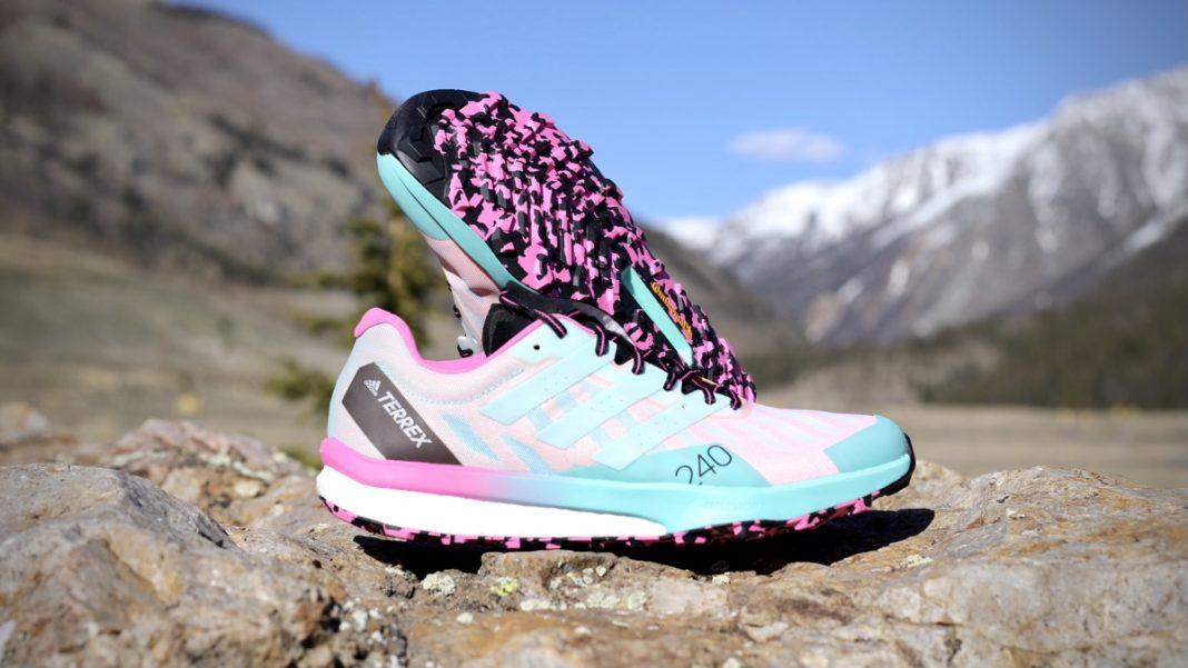 Adidas Terrex Speed Ultra, rápidas y ligeras