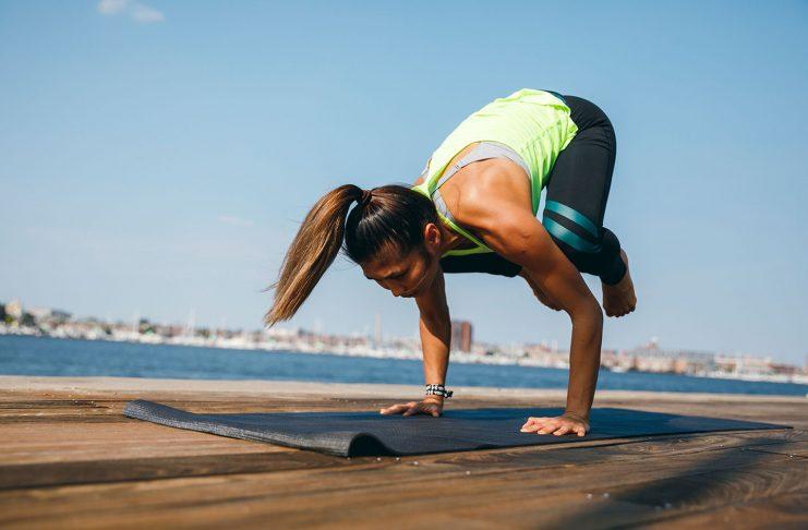 Cómo el Yoga ayuda a los corredores