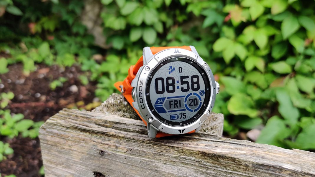 Coros Vertix 2, un reloj autónomo y preciso